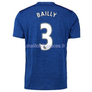 Bailly Manchester United Maillot Exterieur 2016/2017