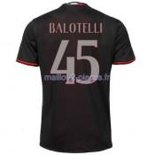 Balotelli AC Milan Maillot Domicile 2016/2017