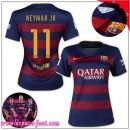 Barcelone Maillot Neymar Jr Femme 2015-16 Game Domicile Maillots De Foot Neymar Jr 2015-16 France Site Officiel