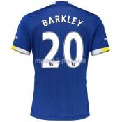 Barkley Everton Maillot Domicile 2016/2017