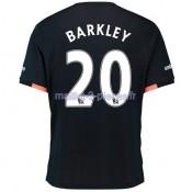 Barkley Everton Maillot Exterieur 2016/2017