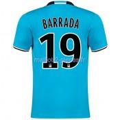 Barrada Marseille Maillot Third 2016/2017