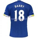 Barry Everton Maillot Domicile 2016/2017