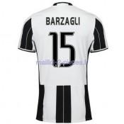 Barzagli Juventus Maillot Domicile 2016/2017