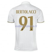 Bertolacci AC Milan Maillot Exterieur 2016/2017
