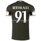 Bertolacci AC Milan Maillot Third 2016/2017