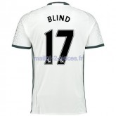 Blind Manchester United Maillot Third 2016/2017