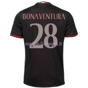 Bonaventura AC Milan Maillot Domicile 2016/2017