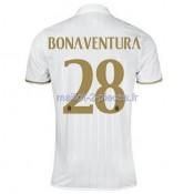 Bonaventura AC Milan Maillot Exterieur 2016/2017