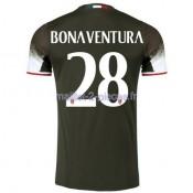 Bonaventura AC Milan Maillot Third 2016/2017