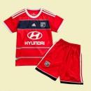Boutique De Maillot Football Enfant Lyon 2014 2015 Extérieur #3123 Soldes France