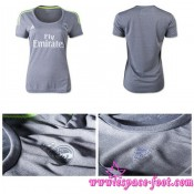 Boutique De Maillot Real Madrid Femme 2015-16 Extérieur Magasin Paris