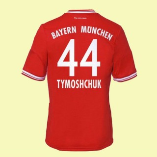 Boutique Maillot De Bayern Munich (Tymoshchuk 44) 15/16 Domicile Adidas Collection