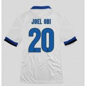 Boutique Maillot De Foot (Joel Obi 20) Inter Milan 2014 2015 Extérieur Nike Officiel