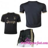 Boutique Maillot Foot Juventus 2015 2016 Enfant Kits Troisième