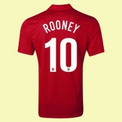 Boutique Maillot Football Angleterre (Rooney 10) 2014 2015 Extérieur Nike Nice