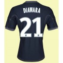Boutique Maillots Marseille (Diawara 21) 15/16 3rd Adidas Pas Cher
