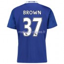 Brown Chelsea Maillot Domicile 2016/2017