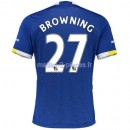 Browning Everton Maillot Domicile 2016/2017