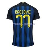 Brozovic Inter Milan Maillot Domicile 2016/2017