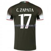 C.Zapata AC Milan Maillot Third 2016/2017