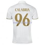 Calabria AC Milan Maillot Exterieur 2016/2017