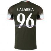 Calabria AC Milan Maillot Third 2016/2017