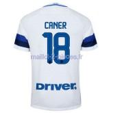 Caner Inter Milan Maillot Exterieur 2016/2017