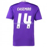 Casemiro Real Madrid Maillot Exterieur 2016/2017