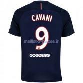 Cavani Paris Saint Germain Maillot Domicile 2016/2017