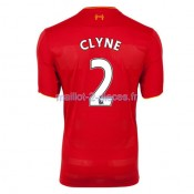 Clyne Liverpool Maillot Domicile 2016/2017