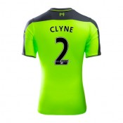 Clyne Liverpool Maillot Third 2016/2017