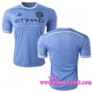 Coloriage De Maillot New York City Fc 2015/2016 Domicile En Ligne Boutique