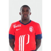 Commander Maillot De Football (Antonio Mavuba 24) Lille Osc 2014 2015 Domicile Magasin De Sortie