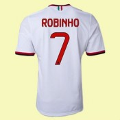Commander Maillot Football Ac Milan (Robinho 7) 15/16 Extérieur Adidas Provence