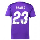 Danilo Real Madrid Maillot Exterieur 2016/2017