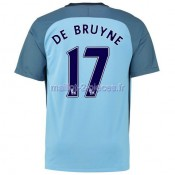 De Bruyne Manchester City Maillot Domicile 2016/2017