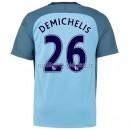 Demichelis Manchester City Maillot Domicile 2016/2017