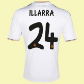 Dessin Maillot Foot Real Madrid Fc (Illarra 24) 15/16 Domicile Adidas France Magasin