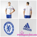 Dessin Maillots Chelsea 2015/2016 Extérieur Code Promo
