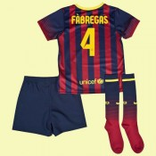 Destockage Maillot Football Junior Fc Barcelone (Cesc Fàbregas 4) 15/16 Domicile Nike Pas Cher Nice
