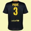 Destockage Maillots (Gerard Piqué 3) Fc Barcelone 2014 2015 3rd Pas Cher