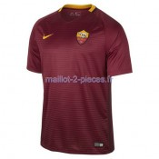As Roma Maillot Domicile 2016/2017