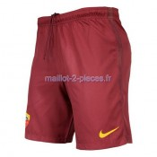 As Roma Maillot Pantalon Thailande Domicile 2016/2017
