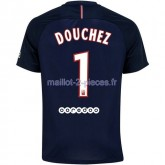 Douchez Paris Saint Germain Maillot Domicile 2016/2017