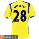 Dowell Everton Maillot Third 2016/2017