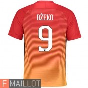 Dzeko As Roma Maillot Third 2016/2017