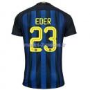 Eder Inter Milan Maillot Domicile 2016/2017