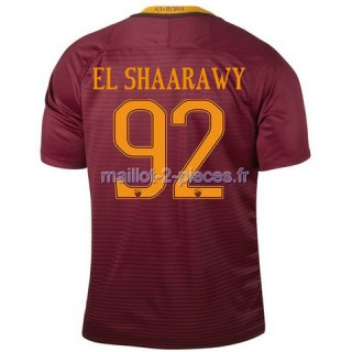 El Shaarawy As Roma Maillot Domicile 2016/2017