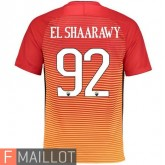 El Shaarawy As Roma Maillot Third 2016/2017